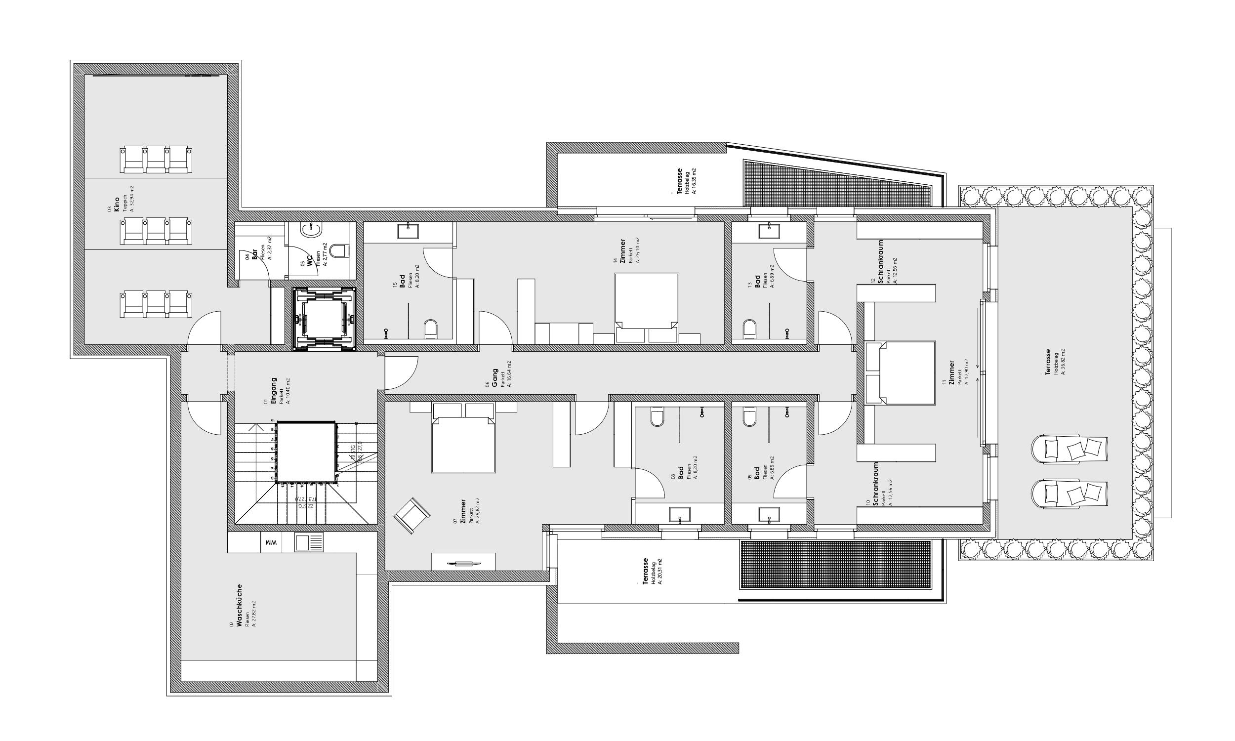 Obergeschoss 1